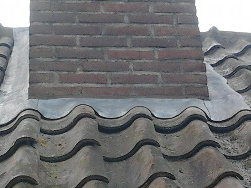 Zeer Schoorsteen Renovatie 98,00 euro per strekkende meter inclusief WT75