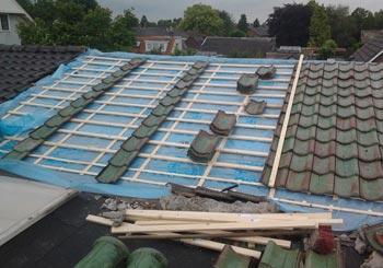 Hemelverlichting vervanging & dak renovatie Kerkdriel