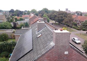 Nokvorst reparatie & schoorsteen renovatie oud politie bureau Drunen
